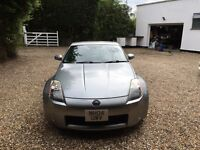 Nissan 350z Jap import (with certificates)