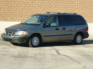 1999 Ford Windstar Safety & Emissions Included