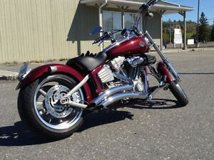 2008 HARLEY DAVIDSON ROCKER, FXCW ** REDUCED **