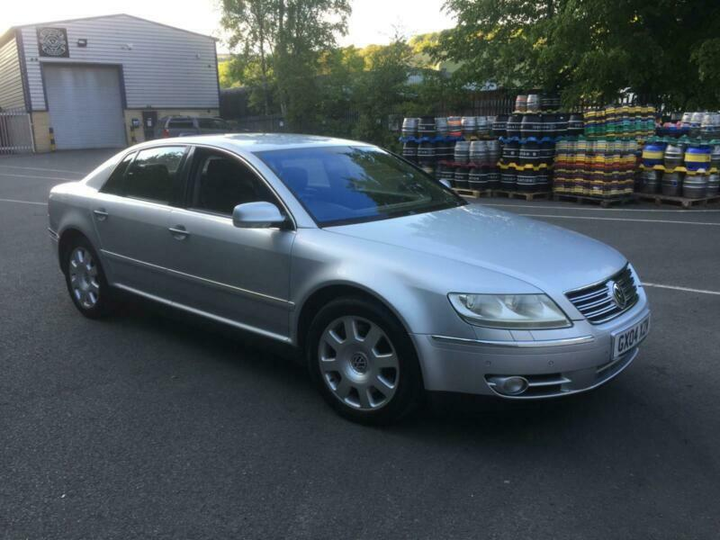 Used, Volkswagen Phaeton 5.0TDI 4Motion AUTO V10 4 Motion, ONLY 55K MLS, VERY RARE !!! for sale  Luddendenfoot, West Yorkshire