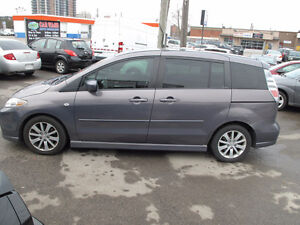 2007 Mazda Mazda5 GT Minivan, Van with Safety & Emission