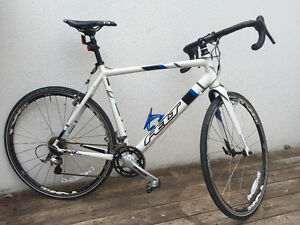 Felt F75X Cyclocross - little used - 1100$ - with 105 - 57cm