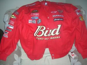 Dale Earnhardt Jr. Jacket -NEW-Chase Authentics -XL-NASCAR