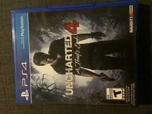 Selling Uncharted 4 for $50
