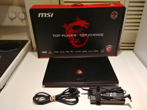 MSI GP62 Leopard i5 4210H Gaming Laptop