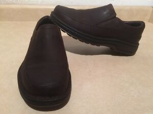 Men's Rockport DMX Max Slip-On Leather Shoes Size 11