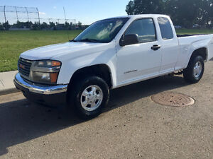 """2005 GMC CANYON 4X4 LT """"MUST SEE"""""""
