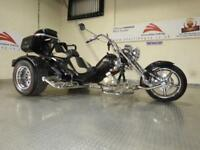 Boom Chopper Dragster 1600i Trike 2009