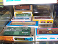 HO TRAINS for Sale - 100 different