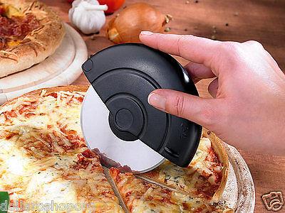 Taglia Pizza Taglierina JUMBO per professionisti delle pizze Pizzeria lama 12 cm