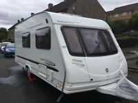 2006 model 4 Berth Stirling Cruach Caravan