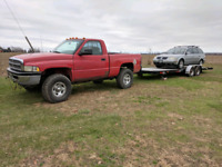 Towing and mechanic services