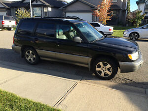 1999 Subaru Forester limited Pickup Truck