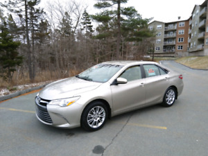 2015 Camry LE upgrade only 31000km!