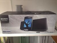 Sony RDP-XA900iP Wireless Speaker Dock with Airplay and Bluetooth With IPad/IPhone/Ipod