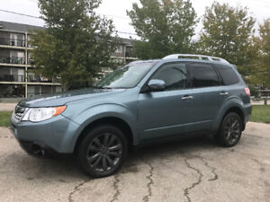 2013 Subaru Forester 2.5X Touring Package SUV, Crossover