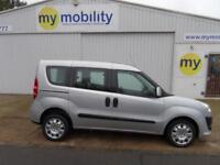 Fiat Doblo WINCH Diesel Wheelchair Scooter Accessible WAV Multijet