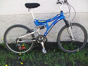 Mountain type bike 6 speed  Teen special