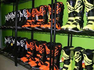 FLY Racing - MX Boots - 3 Colours - Size 7 to 12 at RE-GEAR