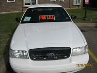 Trade My 2010 Ford Crown Vic For Your Rural Land