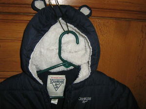 Infant Snow Suit By OSHKOSH Size 18M Belleville Belleville Area image 3
