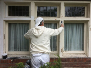 Windows Painting. Small jobs Painting & Fixing.