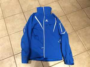 Solomon Ski Jacket Mens Medium