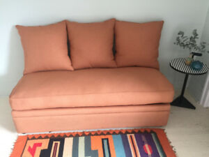 Pink Sofa / Couch / Bench / Ottoman