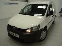 VW Caddy C20 1.6 TDI STARTLINE + JUST SERV + APRIL 18 MOT + 2 KEYS