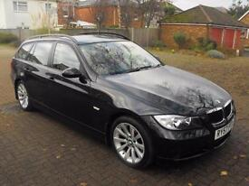2008 BMW 3 Series 2.0 320d SE Touring 5dr