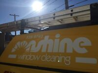 Fall Window Cleaning & Eves Trough Cleaning Services