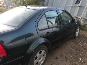 2002 Volkswagen Jetta Gls fully loaded
