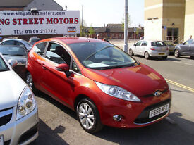 Ford Fiesta 1.4 Zetec 3 door