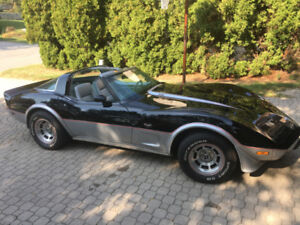1978 L82 Corvette Pace Car