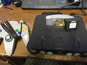 Nintendo 64 Package London Ontario image 1