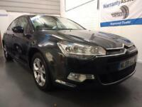 IMMACULATE 2009 Citroen C5 2.0 HDI ( 140bhp ) DIESEL, FSH, ONLY 82K AND NEW MOT!