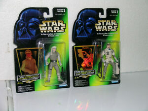 Star Wars Red Card Power of the Force figures Kitchener / Waterloo Kitchener Area image 6