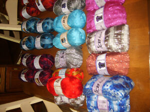 Beautiful Scarf Yarns/ New/Now only $2.00 Each Windsor Region Ontario image 10