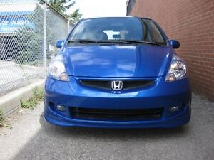 ******2008 Honda Fit Sport *** Super Clean and Low KM*****