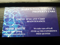 Marks Pool and Hottub Service