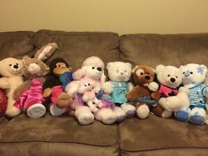 Big Build-a-Bear Lot