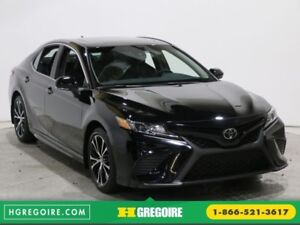 2018 Toyota Camry SE AUTO MAGS GR ELECT BLUETOOTH TOIT OUVRANT