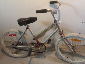 CCM Kids Vintage Single Speed Bike, (20 Inch tires)