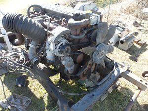2002 Dodge Diesel 5.9 Cummins 24 V. Motor - Block #56 - 308 k
