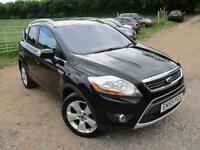 2010 FORD KUGA TITANIUM TDCI AWD WITH X PACK 4X4 4X4 DIESEL