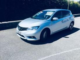Nissan Pulsar 1.2 DIG-T ( 115ps ) ( s/s ) 2014MY Tekna £30 Road Tax Only 1 Owner