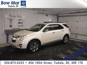 2014 Chevrolet Equinox LTZ   - Certified - Low Mileage