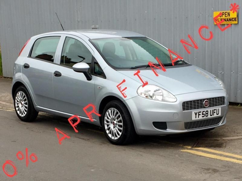 2008 fiat grande punto 1 3 multijet active 5dr 2yrs free credit offer in nuneaton. Black Bedroom Furniture Sets. Home Design Ideas