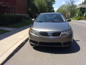 Kia Forte 5 ex 2011 Manuel with 170000 km best possible price