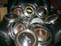ANTIQUE HUBCAPS ANS THINGS